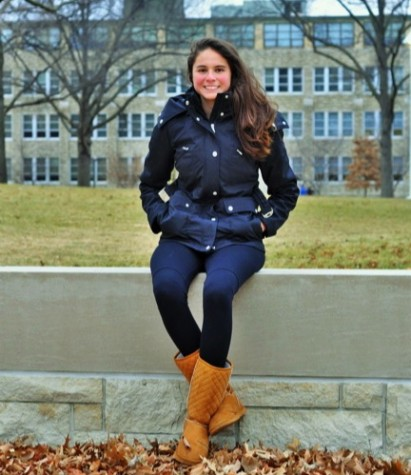 Student Spotlight: Tamara Santos