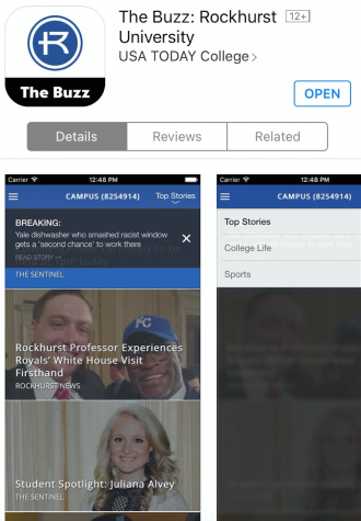 Rockhurst Partners With USA Today To Launch News App