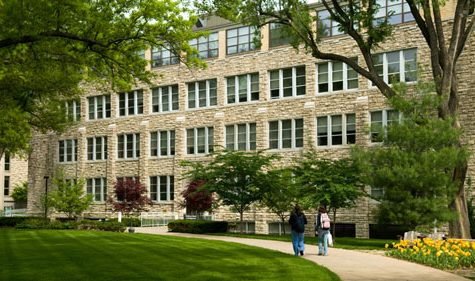 Rockhurst's smoke and tobacco-free policy now in effect