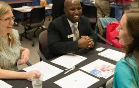 'Meet the Firms,' a professional development event, to be held on campus Tuesday