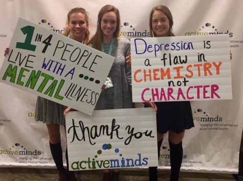 Rockhurst Active Minds chapter recognized nationally with prestigious honor