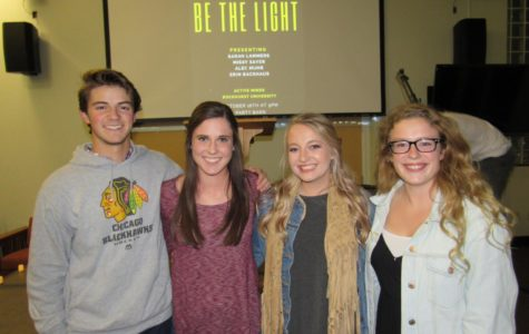 Active Minds continues in fight to end mental health stigma at 'Be the Light' event