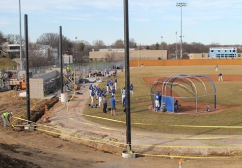 Details you need to know on new additions to the Loyola Park baseball field