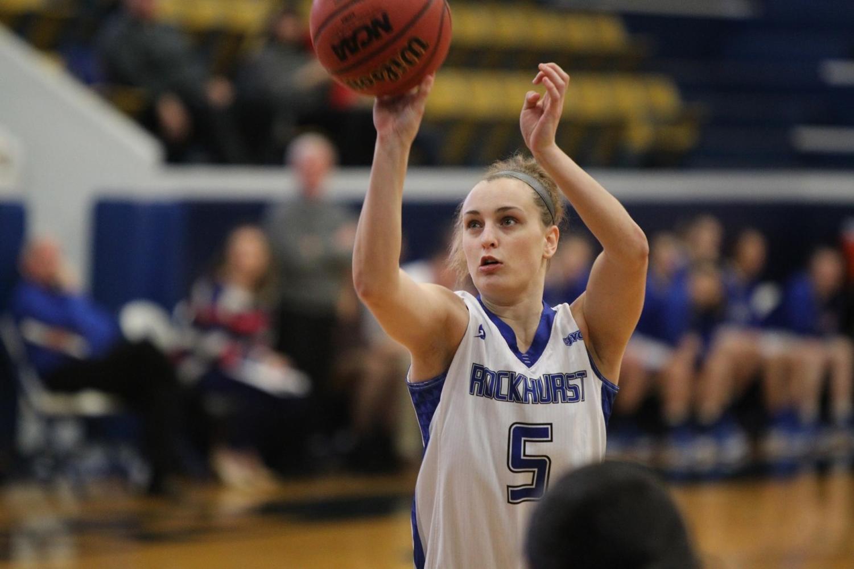 Photographed: Lauren Krissman, '20 | Courtesy of: Rockhursthawks.com