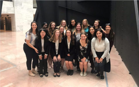 Student Senate celebrates 50 years of Rockhurst women