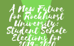 A New Future for Rockhurst University: Student Senate Elections for 2019-2020