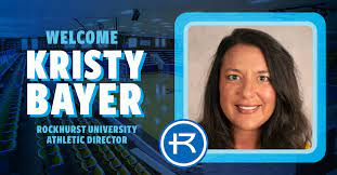 Meet Rockhursts New Athletic Director