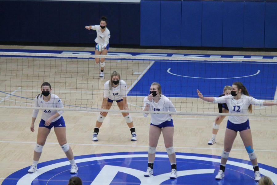 Womens Volleyball Season Update